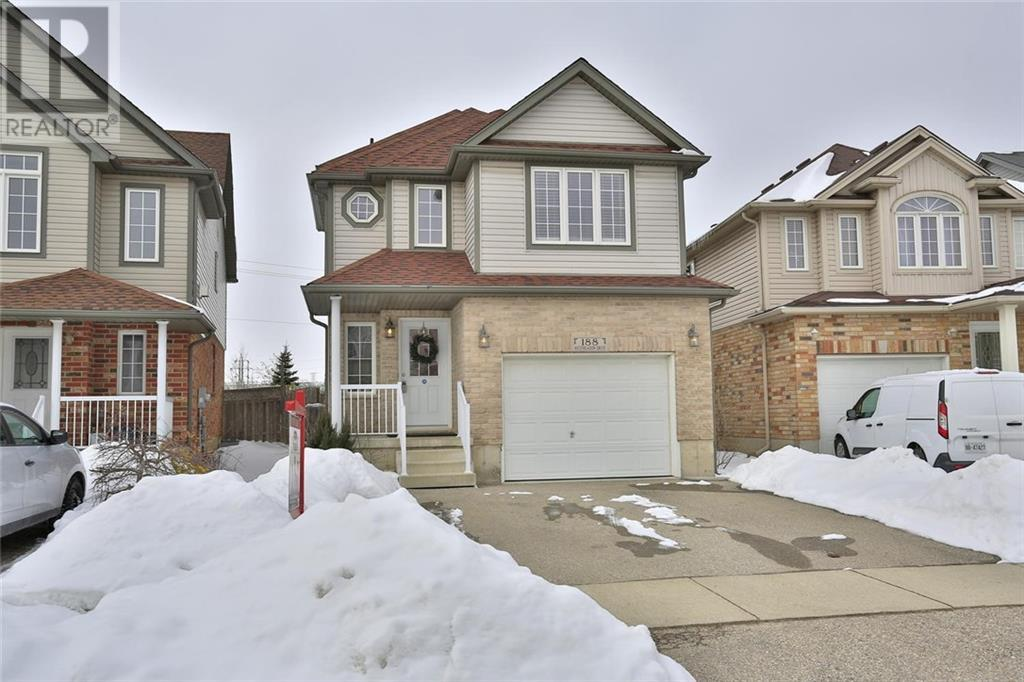 Real Estate Listing   188 Westmeadow Drive Kitchener